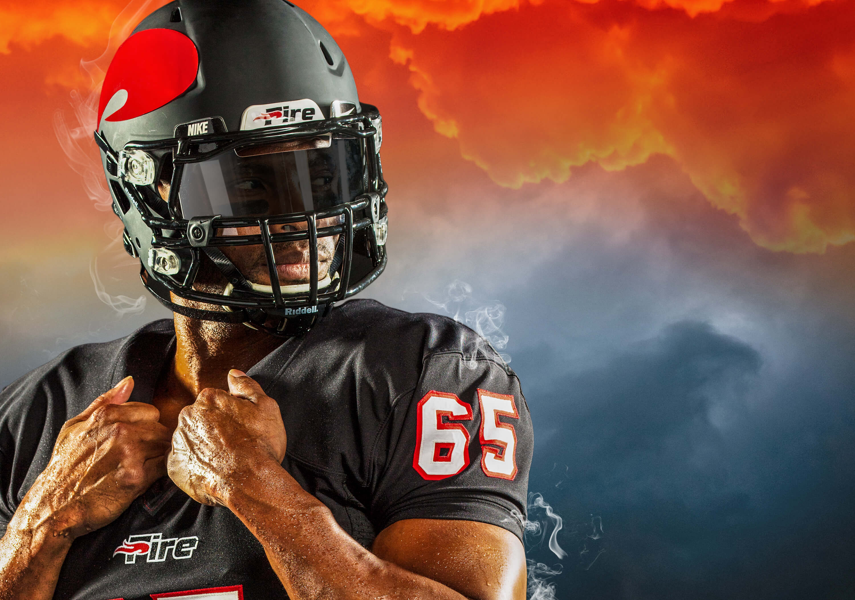 SEU Southeastern University Fire Athletics Campaign